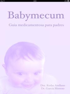 Babymecum, una aplicación para conocer las dosis de los medicamentos infantiles