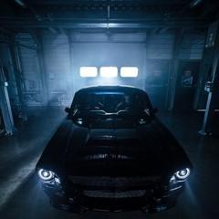 Foto 7 de 9 de la galería charge-ford-mustang-electrico en Motorpasión