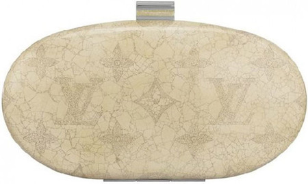 Coquille D' Oeuf Minaudiere by Louis Vuitton
