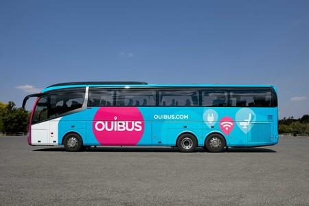 Ouibus Busbud Partner