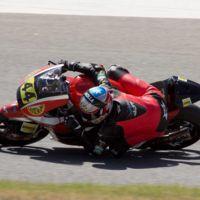 El sudafricano Steven Odendaal se proclama campeón de Europa de Moto2 a lo grande