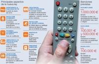 ¿Más regulación con la nueva Ley Audiovisual?