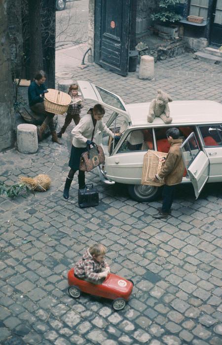 1965. Citroën Ami 6 Estate