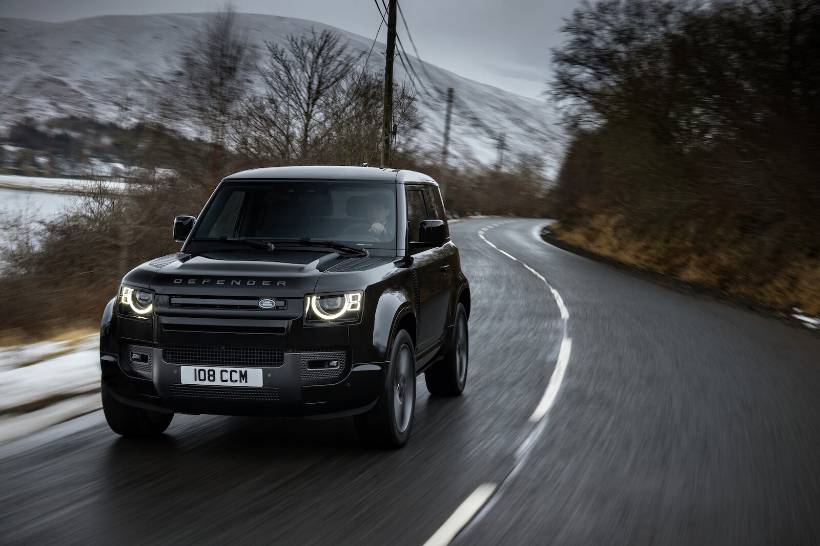 Foto de Land Rover Defender V8 (13/30)