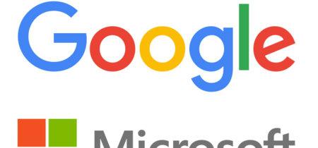 Google y Microsoft finalizan su batalla de patentes