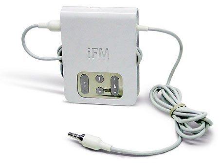 Radio FM para el iPod