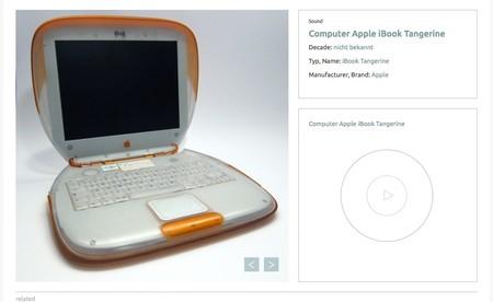 Window Y Computer Apple Ibook Tangerine Conserve The Sound Conserve The Sound Ist Ein Online Archiv Fur Verschwindende Gerausche