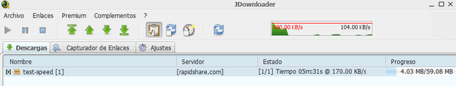 Rapidshare Speed