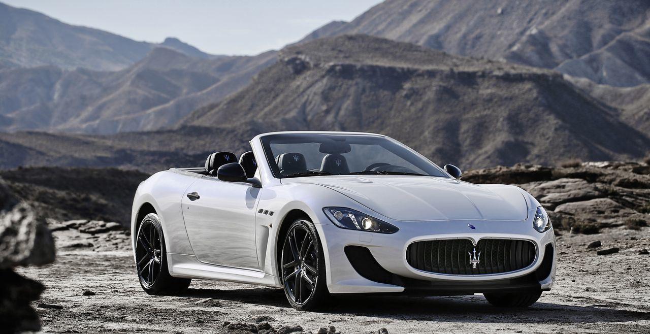 Foto de Maserati GranCabrio MC (1/5)