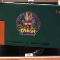 Solo existen tres Nintendo Switch de Crash Bandicoot N. Sane Trilogy de edición limitada, pero soñarás con que una fuese tuya