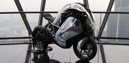 Agility Saietta: una nueva protagonista en el universo de las motos de diseño futurista