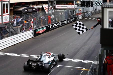 Hamilton Monaco F1 2019 3