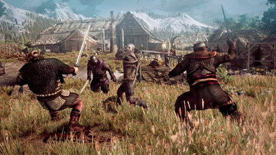 Empacho de imágenes y arte conceptual de 'The Witcher 3: Wild Hunt' [GC 2013]