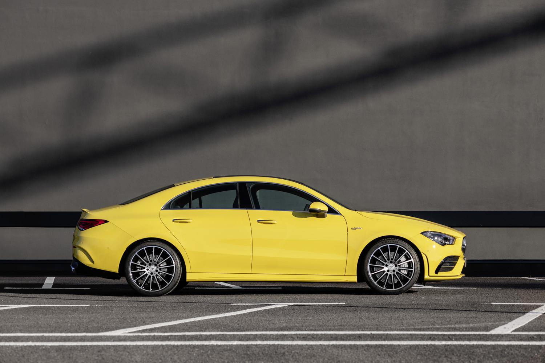Mercedes-Benz CLA II (2019) 19