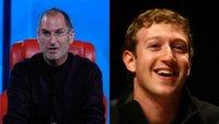 Steve Jobs y Mark Zuckerberg siguen negociando la integración de Ping con Facebook