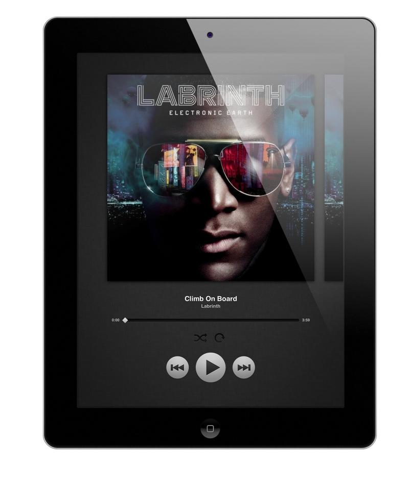 Foto de Spotify en iPad (4/11)