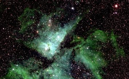 Esta es la panorámica de la Vía Láctea más grande que se ha conseguido hasta ahora