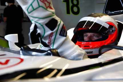 Brawn GP de nuevo en cabeza con Barrichello