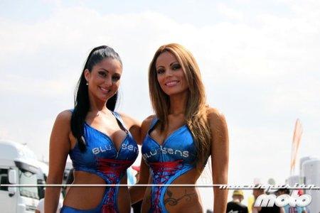 Paddock GP Aragón
