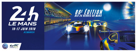 Regalos originales sobre coches 24 Horas Le Mans 2018