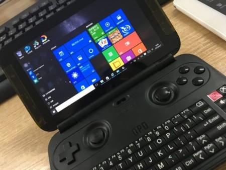 El ordenador de bolsillo de GPD va tomando forma: Windows 10 y controles para videojuegos
