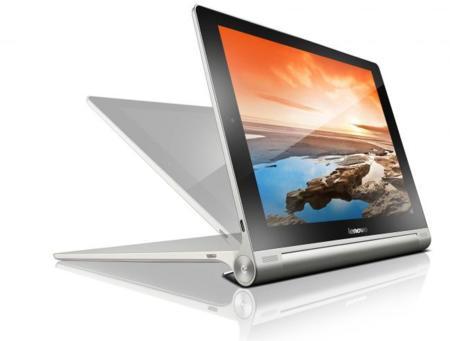 Lenovo pone al día su Yoga Tablet con mejor pantalla y procesador