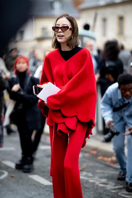 Combinar Jersey Rojo 19