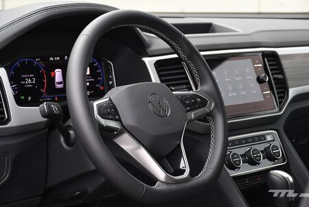 Volkswagen Teramont 2021 Opiniones Prueba Precio Mexico 13