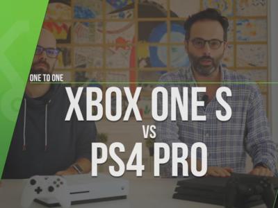 PS4 Pro o Xbox One S: ¿qué consola HDR para jugar y ver vídeo 4K me compro estas Navidades?