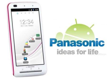 Panasonic volverá a Europa con teléfonos Android en 2012