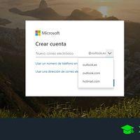 Cómo recuperar tu vieja cuenta de Hotmail o crearte una nueva en Hotmail en vez de en Outlook