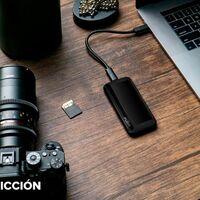 Este veloz y ligero disco duro SSD portable sale más barato en Amazon: Crucial X8 de 1 TB por 132,90 euros