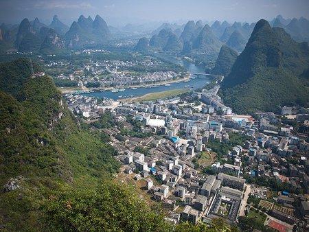 Paisajes impactantes: Yangshuo, naturaleza de fantasía