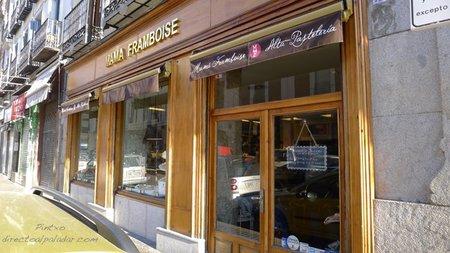 Mamá Framboise, una pastelería con encanto especial en Madrid