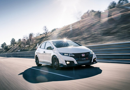 Honda Civic Type R 2015 7