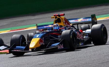 Carlos Sainz Jr completa el doblete en Spa-Francorchamps