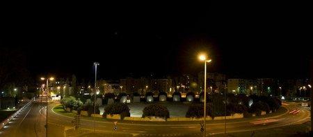 Rotonda en Locarno (Italia)