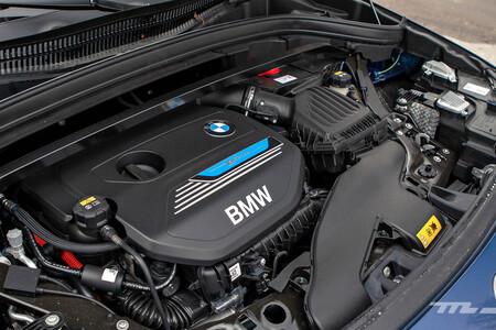 BMW X2 xDrive25e prueba