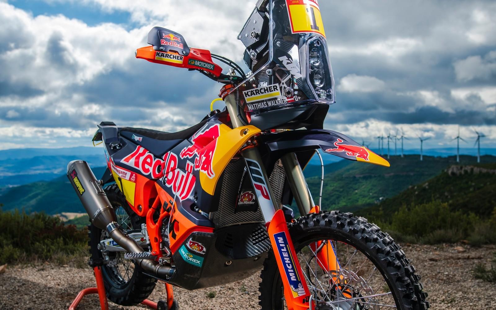 Foto de KTM 450 Rally Dakar 2019 (83/116)
