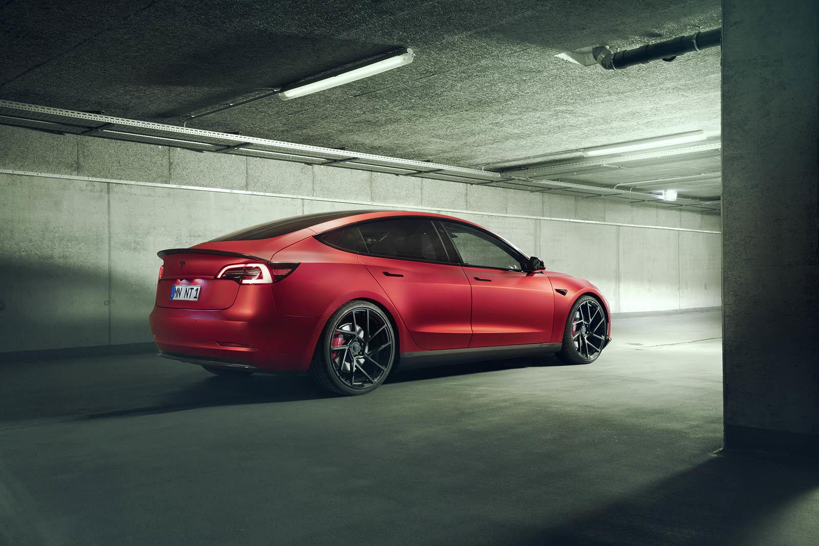Foto de Novitec Tesla Model 3 (10/14)