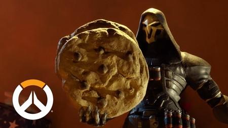 Overwatch celebra la navidad con un divertidísimo corto en stop-motion: Cookiewatch