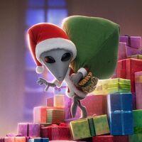 'Navidad Xtraterrestre': una versión de 'El Grinch' en clave de ciencia-ficción en stop-motion, a manos de los creadores de 'Killer Klowns'