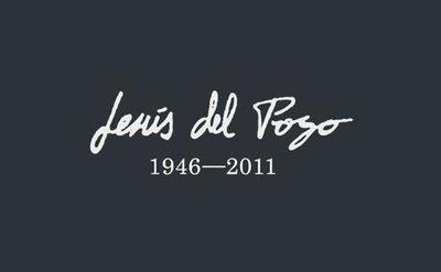 Fallece Jesús del Pozo, la primera Medalla de Oro al Mérito de las Bellas Artes recibida por un diseñador en 1998