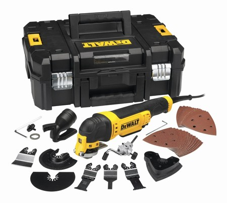 El kit de herramientas DWE315KT DeWalt ahora a la venta por 171,99 euros con envío gratis