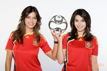 Sara Carbonero, culpable de la derrota de España contra Suiza según 'The Times'