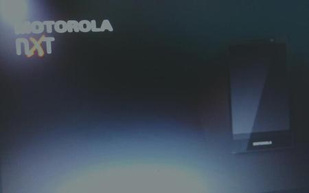 Motorola NXT, se filtra el nombre y la posible primera imagen del terminal de Motorola y Google