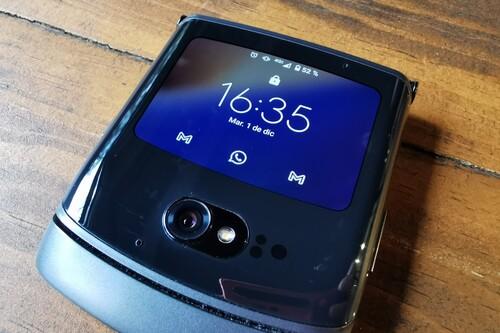 Motorola RAZR 5G en México, lo hemos probado: más elegante y más bello, aunque la durabilidad de la pantalla siga provocando dudas