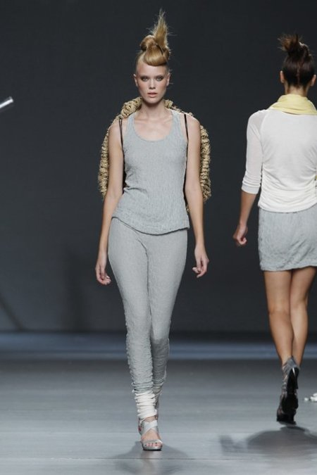Deporte Sara Coleman Cibeles Madrid Fashion Week