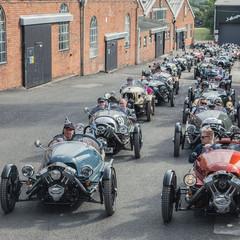 Foto 1 de 9 de la galería 108-aniversario-morgan-motor-company en Motorpasión