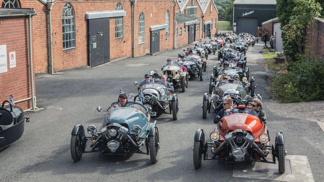 Foto de 108 Aniversario Morgan Motor Company (1/9)